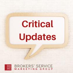 Critical Updates (1)