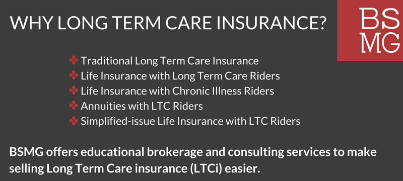Brokers' Service Marketing Group - Long-Term Care Insurance Services